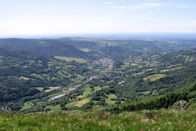 La Bourboule, Auvergne