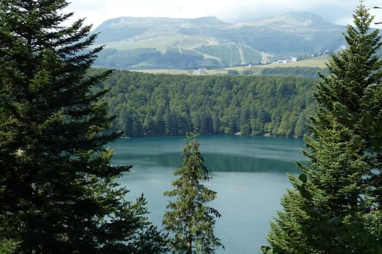 Lac Pavin, Auvergne