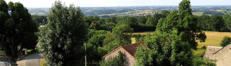 The Auvergne region
