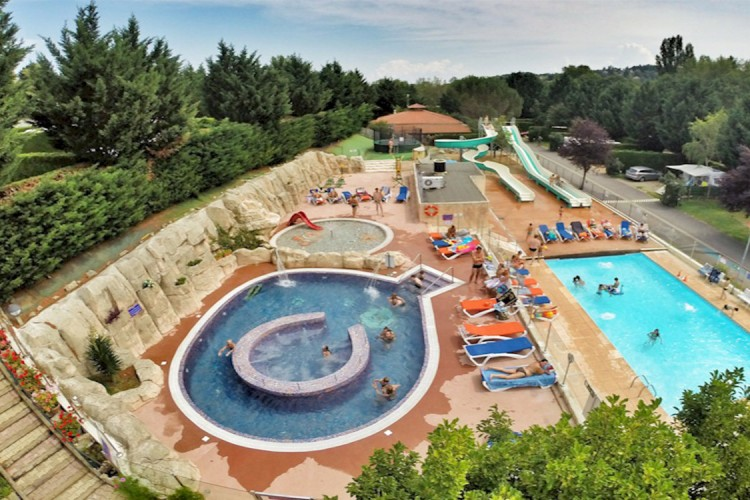 Le Clos Auory waterpark