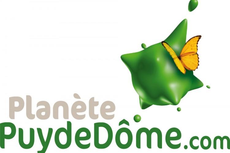 Logo planetepuydedome.com